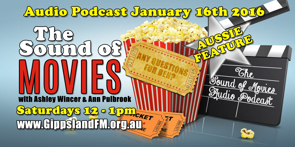 Sound of Movies – Any Questions for Ben?