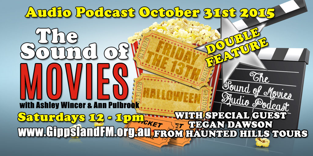 Sound of Movies – Halloween Special