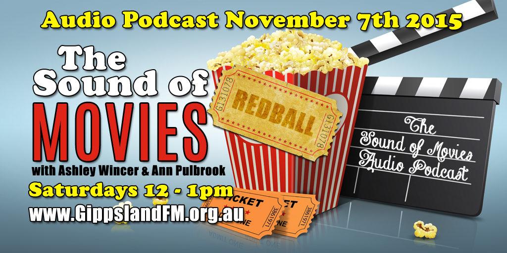 Sound of Movies – Redball