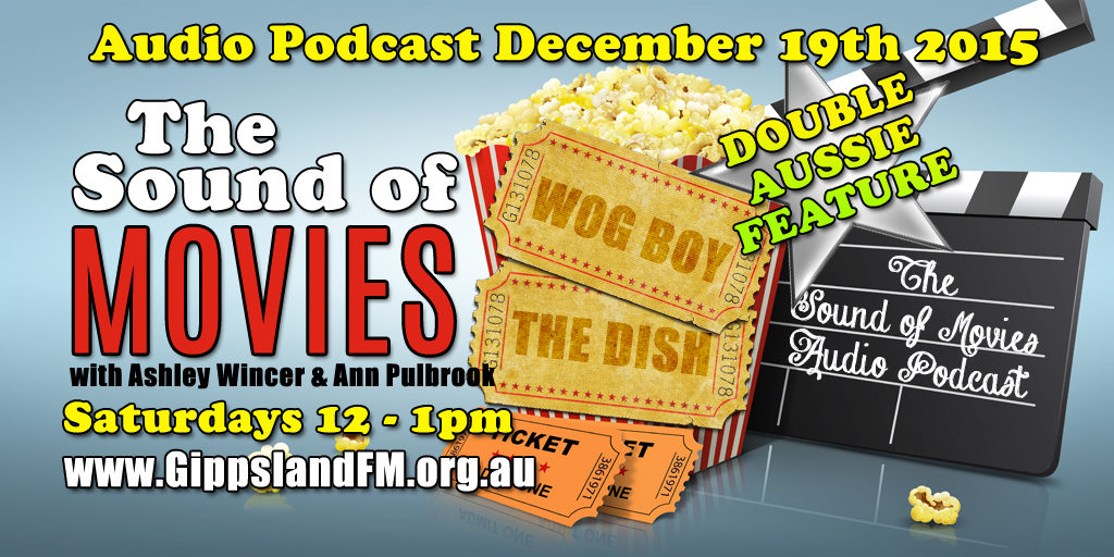 Sound of Movies – The Wog Boy and The Dish